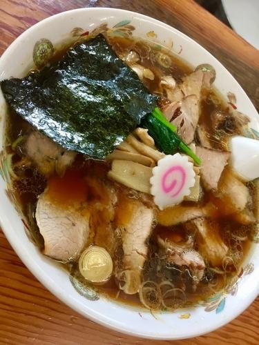 「青島チャーシュー 大盛り ¥900」@青島食堂 宮内店の写真