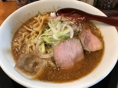 「冷やし味噌らーめん 950円」@麺や うから家からの写真