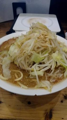「ラーメン(680円)」@あびすけ 東山田店の写真