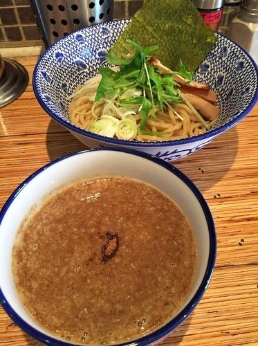 「つけ麺並冷(780円)」@つけ麺 來の写真