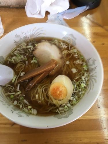 「ラーメン(650¥)」@おとおラーメンの写真