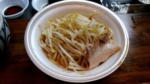 「【お祭り限定】立ち食いラーメン」@ラーメンアキラの写真