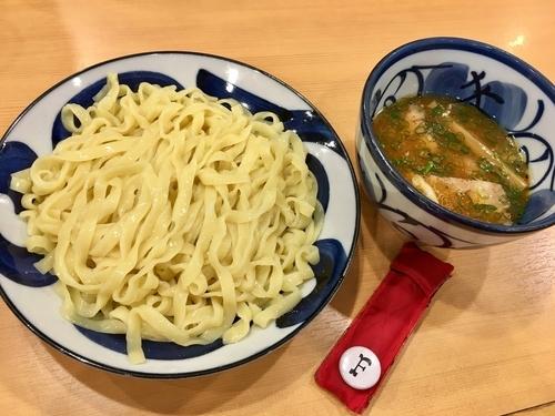 「手打ち風太つけ麺」@中華そば 青葉 池袋サンシャイン店の写真
