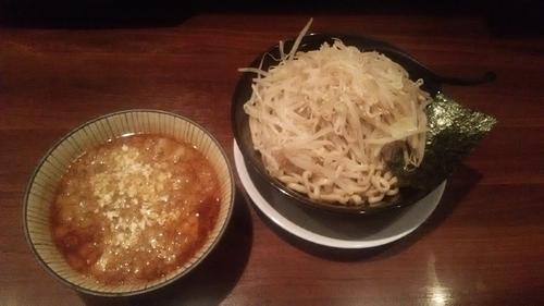 「辛味つけ麺」@ジャンク屋 剣の写真