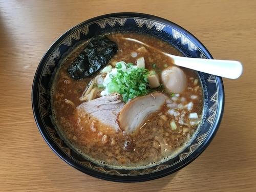「濃厚しょうゆ」@札幌真麺処 幸村の写真