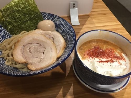「特製海老泡つけ麺」@麺 TOKITAの写真