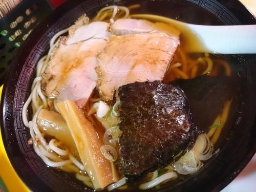 「青森煮干し中華そば 並 650円」@中華そば なり田の写真