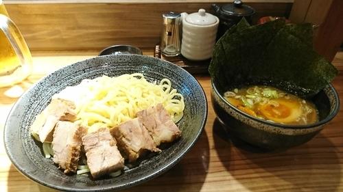 「特製つけ麺」@おやじ 2号店の写真