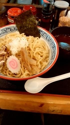 「熟成つけ麺 780円(大盛茹で後510g無料)」@三代目 藤村商店の写真
