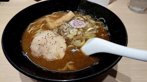 「ラーメン」@頑者製麺所 エキア成増店の写真