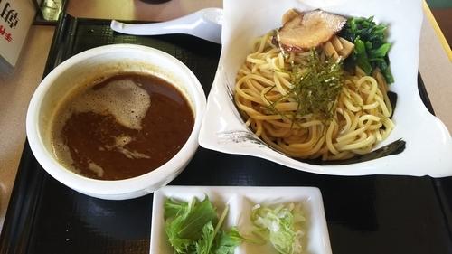 「つけ麺」@朝日屋の写真
