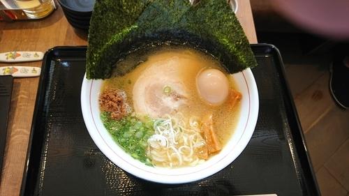 「特製熟塩らぁ麺1100」@もりずみキッチンの写真