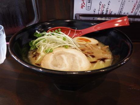 「鶏白湯ラーメン」@麺処GAKUの写真