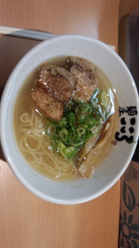 「塩ラーメン:730円」@麺屋こころ 柏店の写真