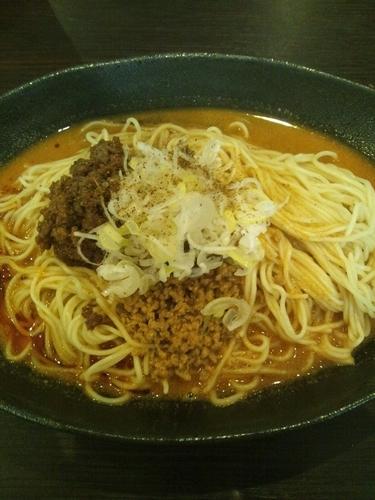 「汁なし担々麺」@無奏天生の写真