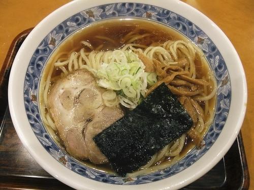 「らあめん(700円)」@好日の写真