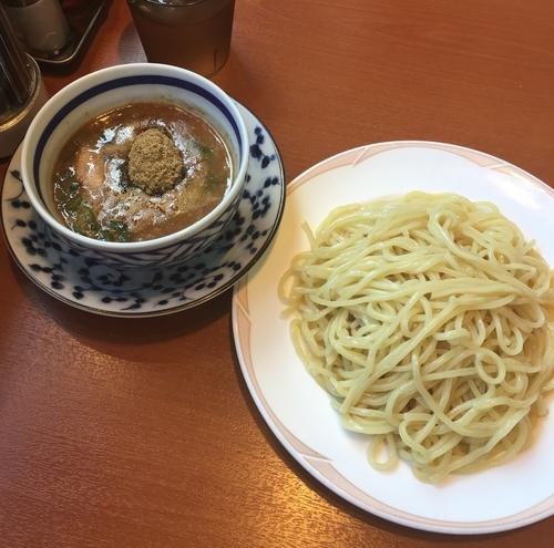 「濃厚つけ麺」@大勝軒 千代原口店の写真