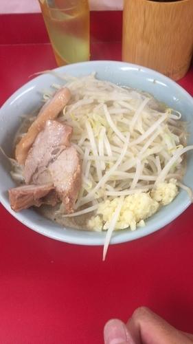 「ラーメン 野菜増し」@ラーメン二郎 歌舞伎町店の写真