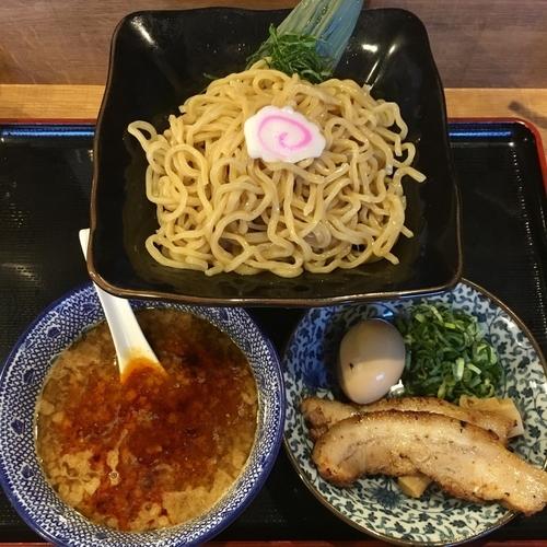 「特製つけめん 並盛 (1,000円)」@つけ麺二代目YUTAKA 周南店の写真