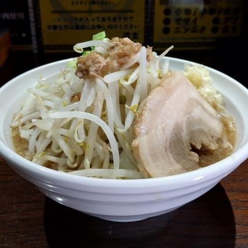 「天二郎醤油ラーメン・小」@ラーメン 天二郎の写真