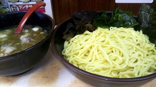 「つけ麺」@イレブンフーズ  源流の写真