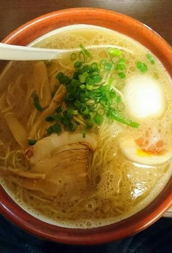 「淡口ラーメン 味玉」@麺処ほおずきの写真