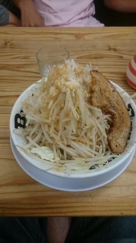 「ふじそば(大盛・野菜増)」@ブッチャー 沼津店の写真