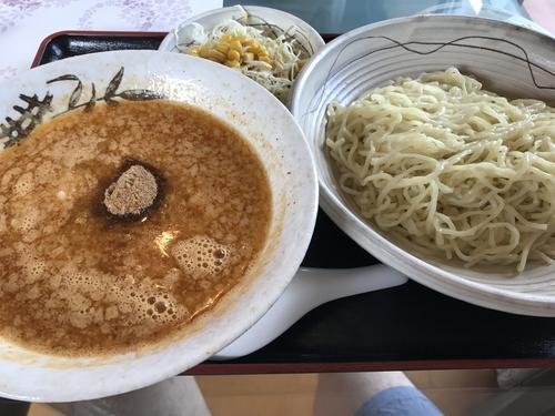 「激辛つけ麺」@ラーメン頑八 入間店の写真