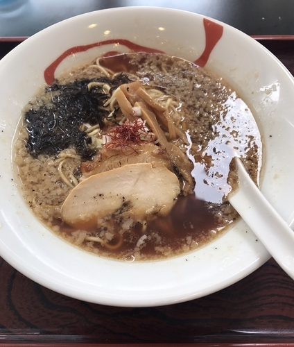 「醤油らーめん」@麺屋 福籠の写真