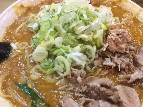 「ごっつカレーラーメン(中)」@超ごってり麺 ごっつの写真