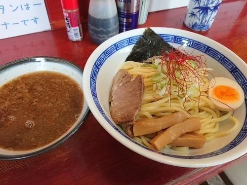 「つけ麺・並盛り」@麺屋 十郎兵衛の写真