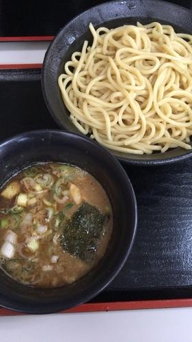 「つけ麺 中 800円」@つけめん・らあめん 福は内の写真