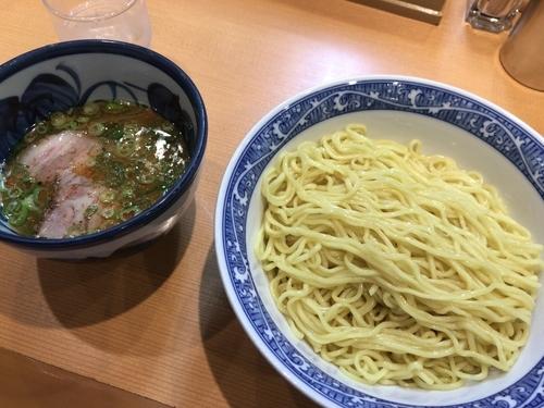 「つけ麺 並」@中華そば 青葉 川崎アゼリア店の写真