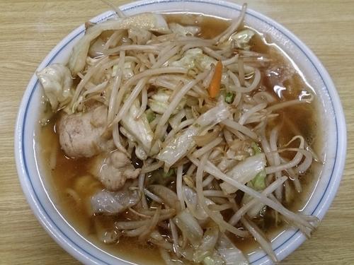 「野菜ラーメン」@さくら食堂の写真