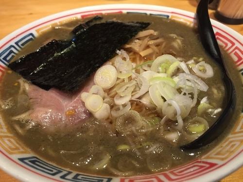 「煮干ソバ 750円」@麺ハウス こもれ美の写真