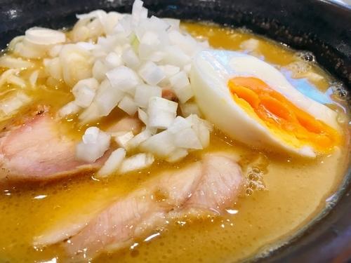 「☆濃厚鶏白湯ラーメン☆」@ガイトーン KAWASAKI LAZONAの写真