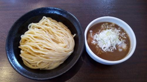 「特濃つけ麺大盛り」@SPORTS DINING REGISTAの写真