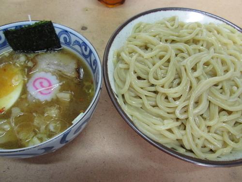 「つけ麺 「700円」」@裏サブロンの写真