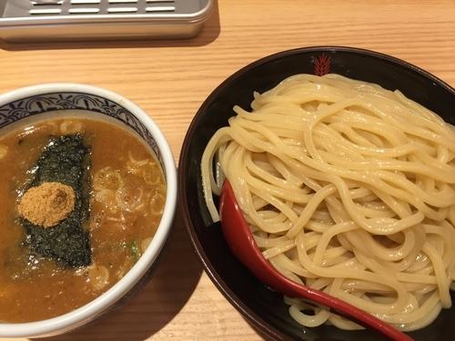「つけ麺(大盛り)」@つけ麺専門店 三田製麺所 蒲田東口店の写真