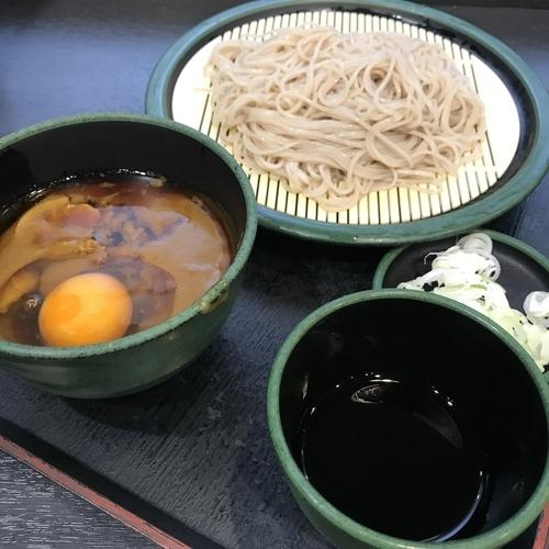 「もりたまカレー(¥330)※」@ゆで太郎 西五反田2丁目店の写真
