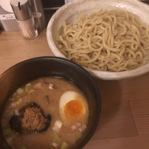 「つけ麺 並」@えびすらーめんの写真