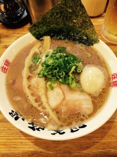 「らぁめん」@麺屋 庄太 六浦本店の写真