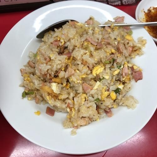 「炒飯」@新珍味の写真