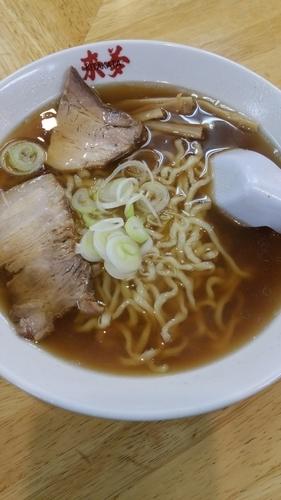 「正油ラーメン」@喜多方ラーメン 来夢 会津若松駅前店の写真