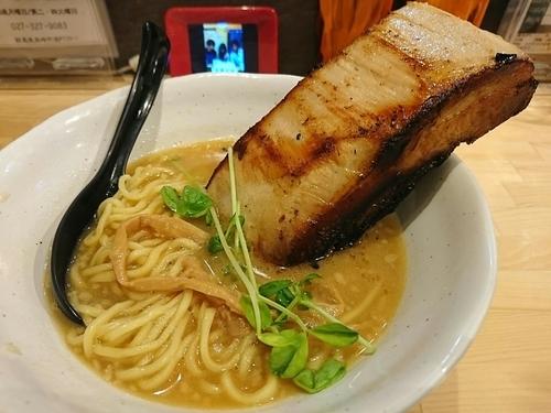 「極厚肉山賊麺 ¥1600」@上州山賊麺 大大坊の写真