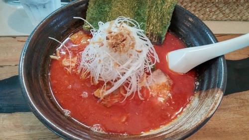 「麻辣麺」@麺飯店 マラマラの写真
