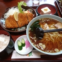 渋川食堂の写真