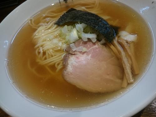 「水曜限定 のどぐろ 塩 850円」@麺匠 玄龍 盛岡店の写真