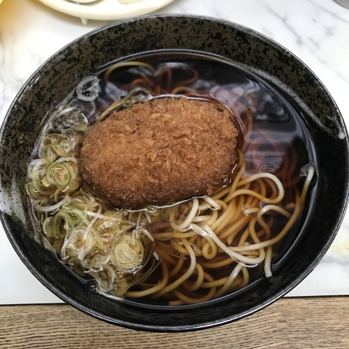 「コロッケ(¥380)」@大和屋の写真