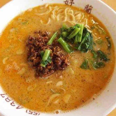 「坦々麺 ¥800」@好蘭の写真